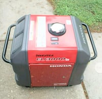 red and black Lincoln Electric welding machine Edmonton, T5W 2J5