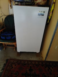 white single-door refrigerator Middleton