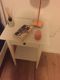 Bedside Table x2 Munich, 80339