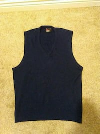 Men's Sweater Vest Laurel, 20708