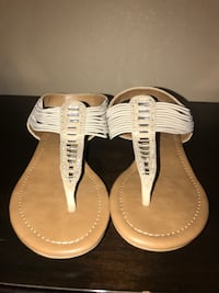 Size 7 only wore once Visalia, 93277
