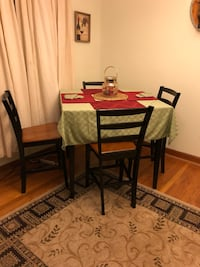 Dining Room Table and Chairs Hampton, 23663