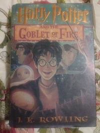 Harry Potter and the Goblet of Fire by J. K. Rowling book Snohomish, 98290