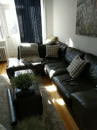 Sectional couch  Montreal, H3W 2H5