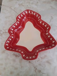 Christmas Tree Serving Dish Grand Junction, 81501