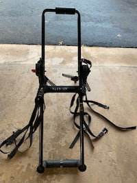 Graber Outback 3 bike rack for sedans, hatchbacks and SUVs Mc Lean