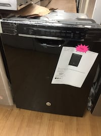 BRAND NEW black dishwasher  Woodbridge, 22191