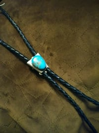 Mens Wear- Native American Turquoise & Sterling Silver  Brownsville, 78526