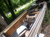 16 foot 1969 Bass Ebbtide with 40 hp force motor