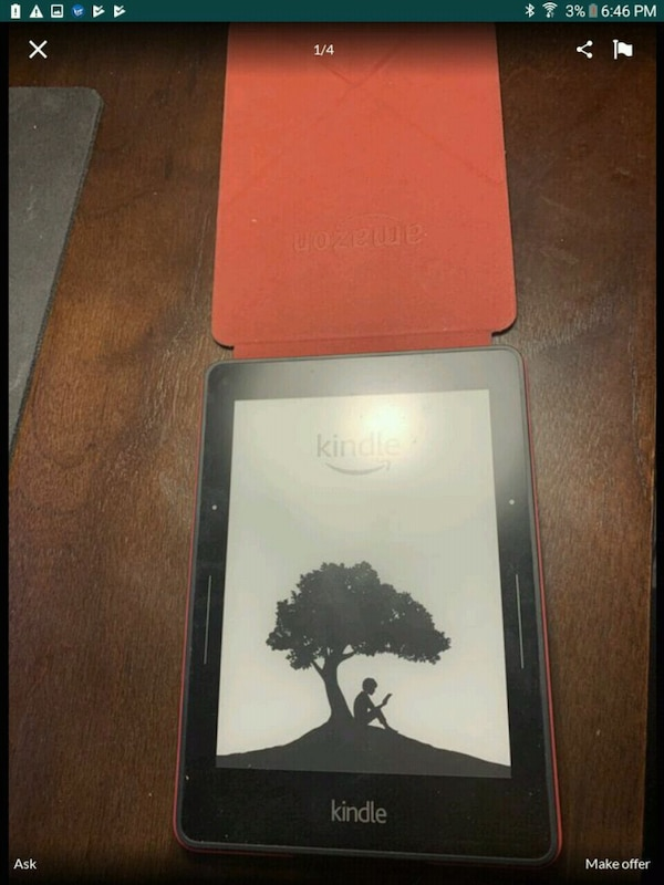 Kindle paperwhite and voyage with cases