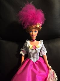 French Barbie Collector Edition Los Angeles, 91423