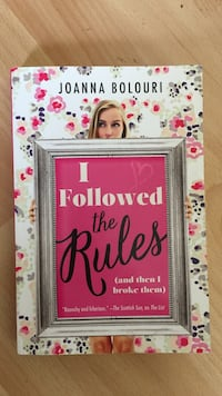 "Livre anglais - Joanna Bolouri « i followed the rules"" Bordeaux, 33000"