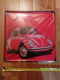 Volkswagen tin sign Clarence-Rockland, K0A 1E0