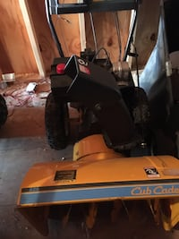 "Cub Cadet 8HP 26"" Snowblower Gardners"