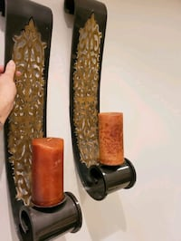 candle holder for wall  Vaughan, L4H 2V5