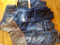 jeans small femme , x small  MONTREAL