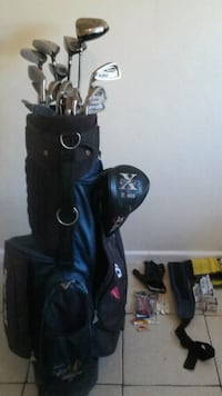 black and blue golf bag Ashford, TN23 5RY