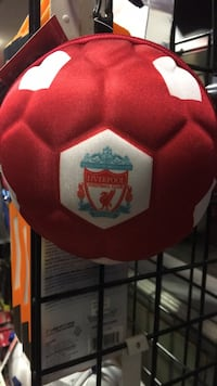 liverpool  small bag/lunch bag like soccer ball Vienna, 22180