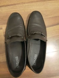 GENUINE LEATHER LOAFER  536 km