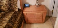 2 bed side  night stand in very good condition  Montgomery Village, 20886