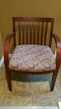 Solid wood chair Airdrie, T4B 1H9