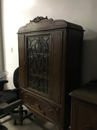 brown wooden cabinet with mirror Locust Fork, 35097