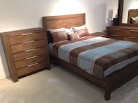 Brand New- Queen bed set.  High Point, 27260