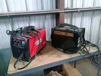 2 welding machines in very good condition Lubbock, 79401