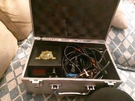 Tattoo KIT and Case! $110
