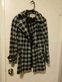 Black and white plaid  Kitchener, N2B 3H3