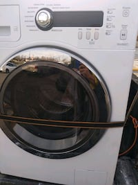 GE 24 inch front load washer works good 90 day warranty free delivery Prince George's County, 20746