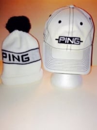 Ping Flex Fit Cap And Knitted Toque Size Large/XL London