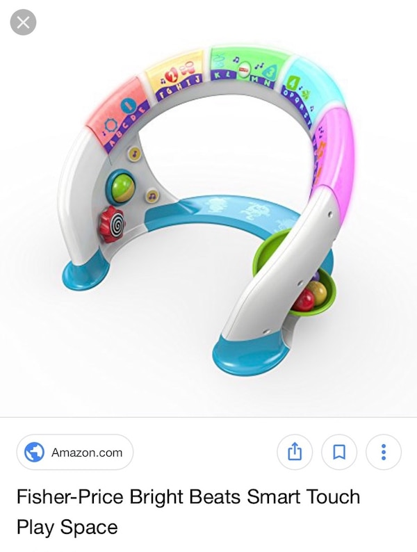 Fisher price bright beats smart touch