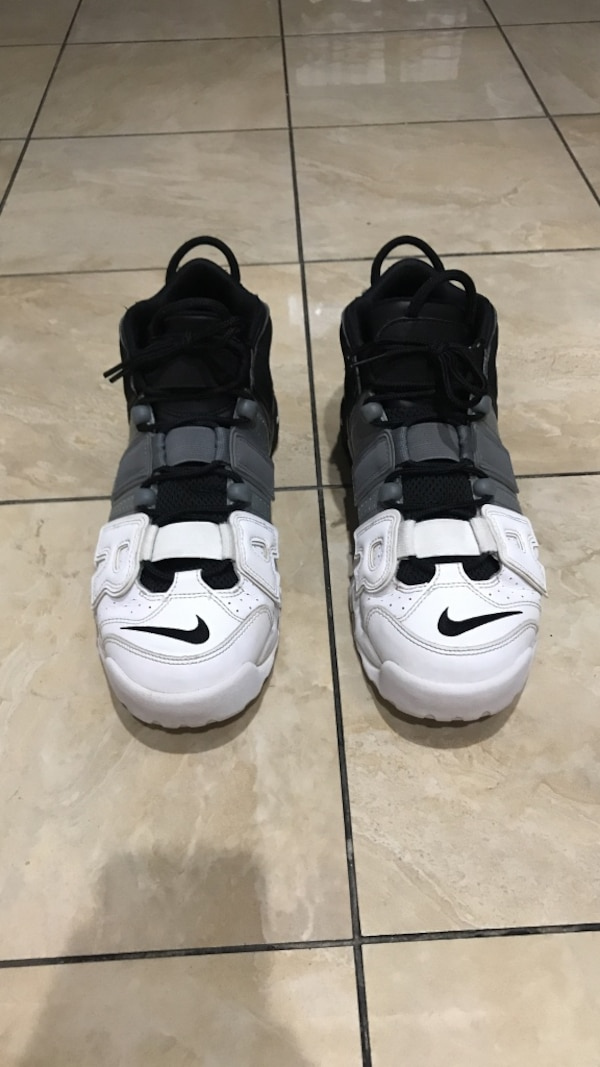 65d024d4ae2 Used Tri-color sz 9 Nike Air More Uptempo for sale in Gaithersburg ...