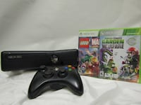 XBOX 360 SLIM, COMES WITH 2 GAMES PRICE