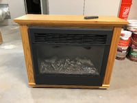Heat Surge Electric Fireplace KNOXVILLE