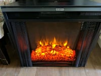 NEW REAL FLAME 4099 ELECTRIC FIREBOX /FIREPLACE/HE West Covina, 91791