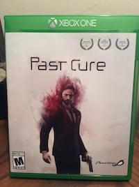 Past cure Xbox one game Omaha, 68111