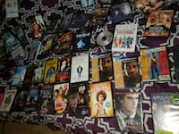 assorted movie DVD case lot Brampton, L6R 3K2