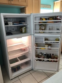 WHIRLPOOL REFRIGERATOR Del Aire