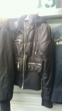 Womens black zip-up jacket Winnipeg, R3T 2B6