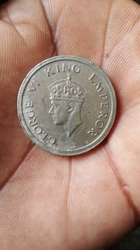 round silver-colored coin Hyderabad