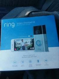 Ring 2 video doorbell
