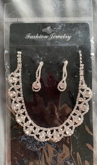 Necklace and Earrings Elegant Jewelry Fairfax, 22033