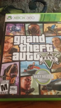 GTA V for the Xbox 360 both disc and map of game Mount Prospect, 60056