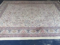 Beautiful Oriental Rug in Excellent Condition* Size 12'X9' Sterling, 20165