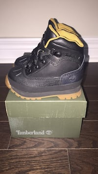 Timberland Winter Boots - toddler size 6 Brampton, L7A 4M8