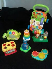 toddler's assorted plastic toys Frederick, 21701