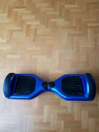 Hoverboard 554 km
