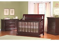 Baby Cache Royale Crib/ Full size bed